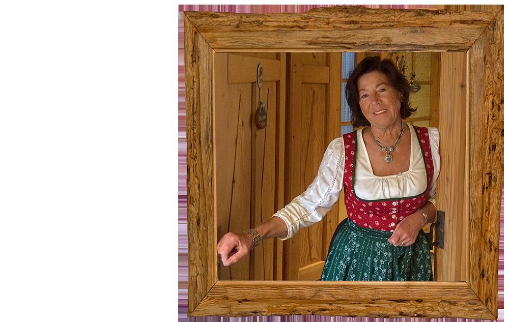 Susi lädt ein in die Ferienwohnung Forelle am Schliersee